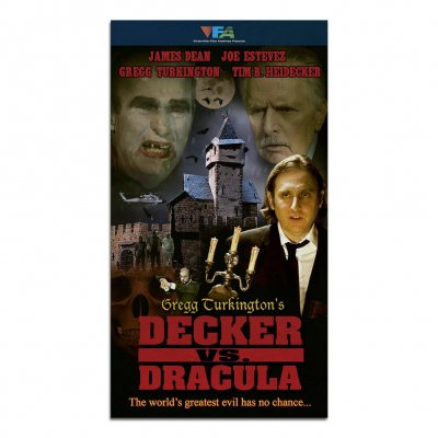 decker - Decker vs. Dracula VHS Tape