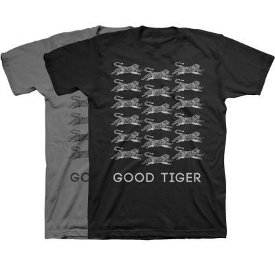 good-tiger - Choose Your Color Tigers Tee
