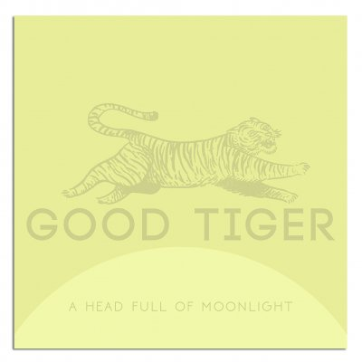good-tiger - A Head Full Of Moonlight Digital Album