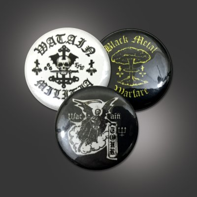 Watain - BMWII Button Pack