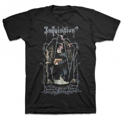 valhalla - Invoking The Majestic Throne T-Shirt (Black)