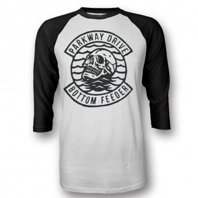 parkway-drive - Bottom Feeder Baseball Tee