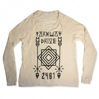 Parkway Drive - Arrows Long Sleeve Tee (Women's)