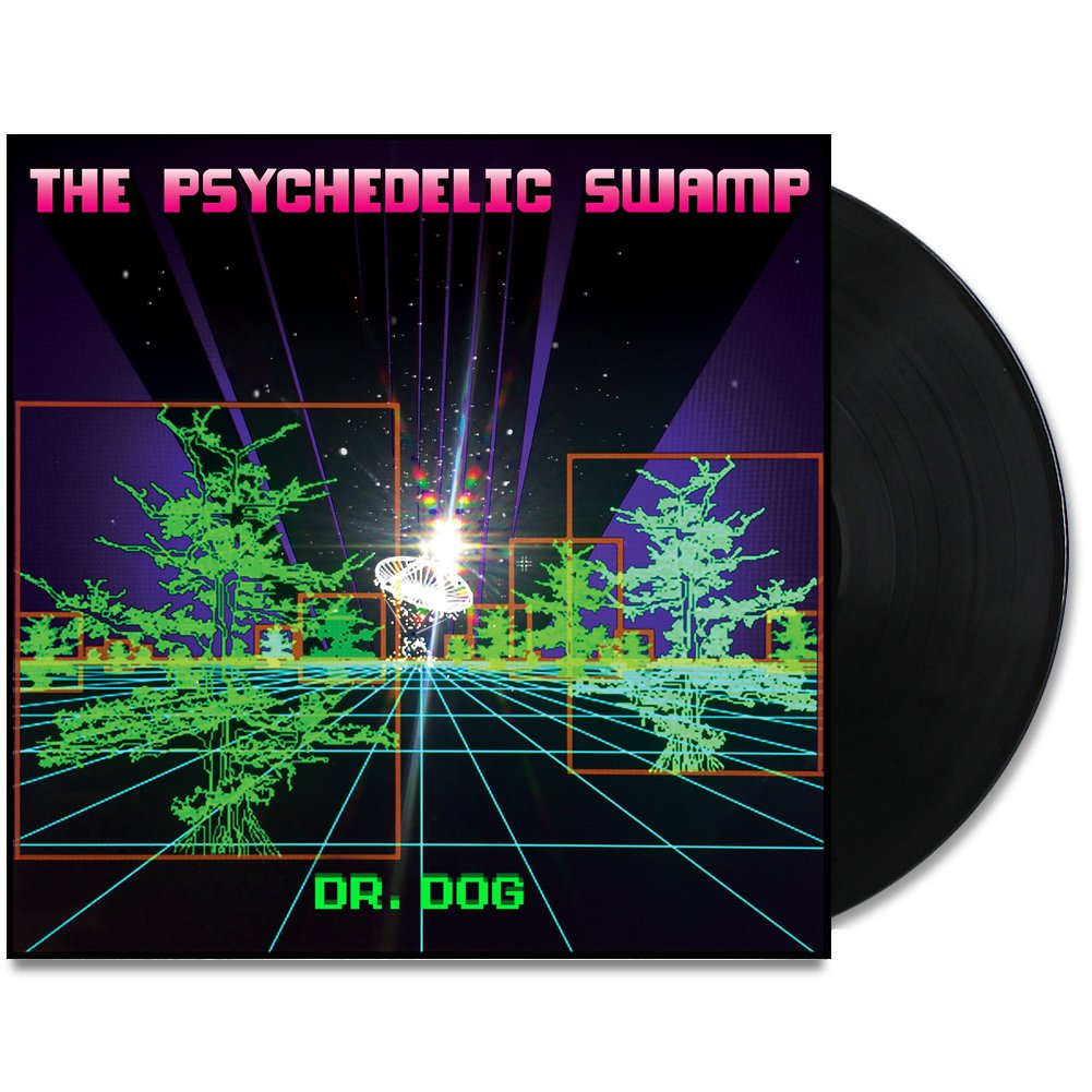 IMAGE | The Psychedelic Swamp LP (Black)