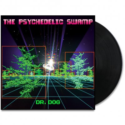 anti-records - The Psychedelic Swamp LP (Black)