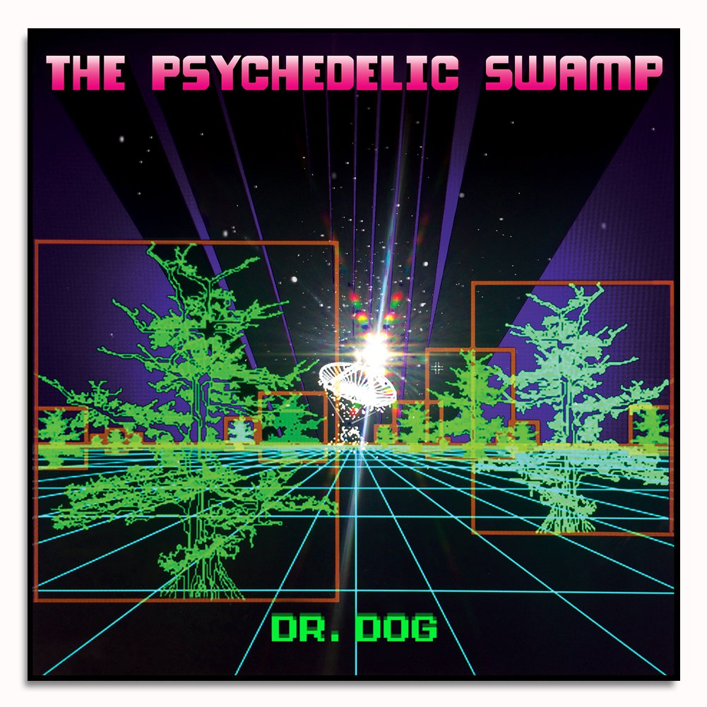 IMAGE   The Psychedelic Swamp CD