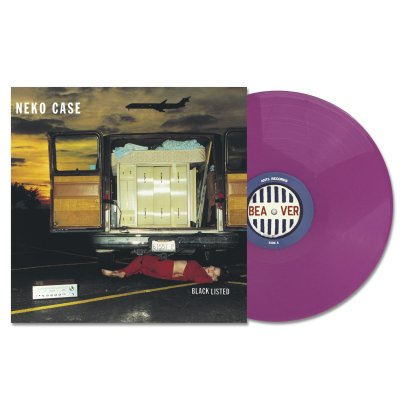 anti-records - Blacklisted LP (Violet)