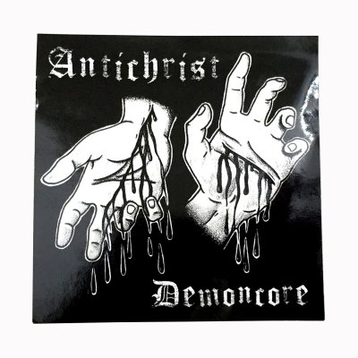 ACxDC - Slit Wrists Sticker