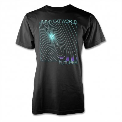 Jimmy Eat World - Futures T-Shirt (Black)