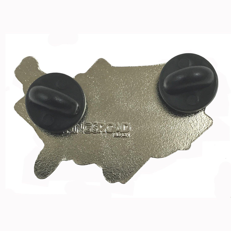 IMAGE | Across America Enamel Pin