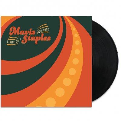 Mavis Staples - Livin' On A High Note LP