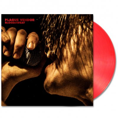 Plague Vendor - Bloodsweat LP (Opaque Red)