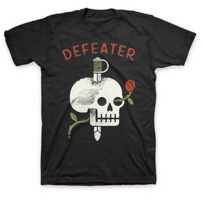 defeater - Skull T-Shirt (Black)