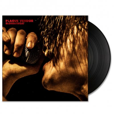 Plague Vendor - Bloodsweat LP (Black)
