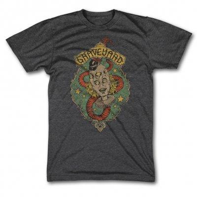 valhalla - Clown T-Shirt (Heather Graphite)