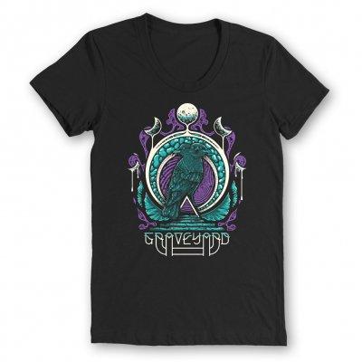 valhalla - Two-Headed Bird T-Shirt - Women's