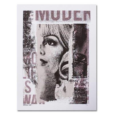 modern-life-is-war - Los Angeles - Echoplex Show Print