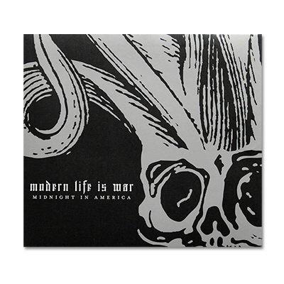 Modern Life Is War - Midnight In America - CD