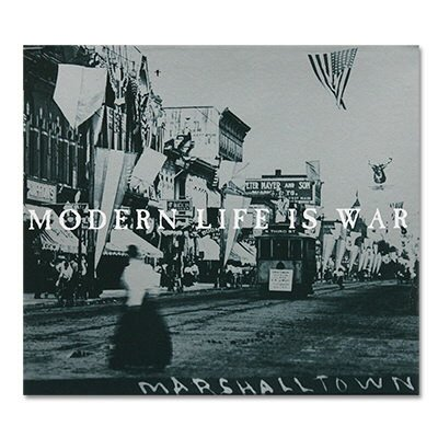 Modern Life Is War - Witness - CD