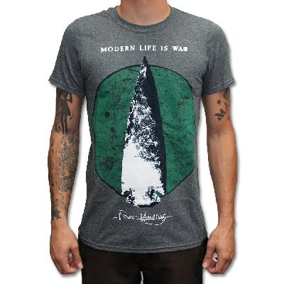 modern-life-is-war - Album Cover Tee