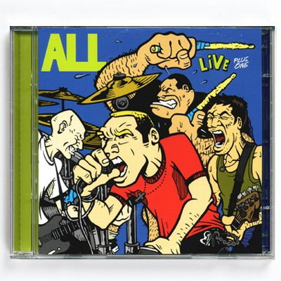 ALL - DESC ALL - Live + One CD