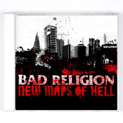 New Maps of Hell CD