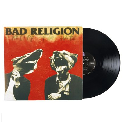 Bad Religion - Recipe For Hate - LP
