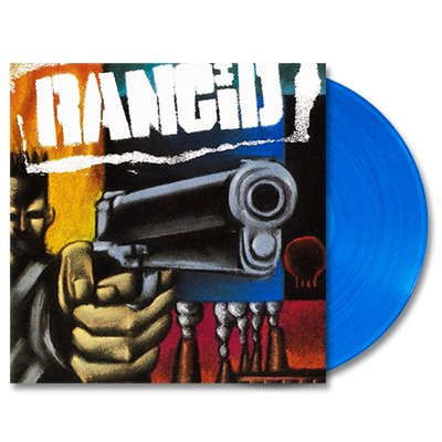 Rancid - Rancid - LP (Blue)