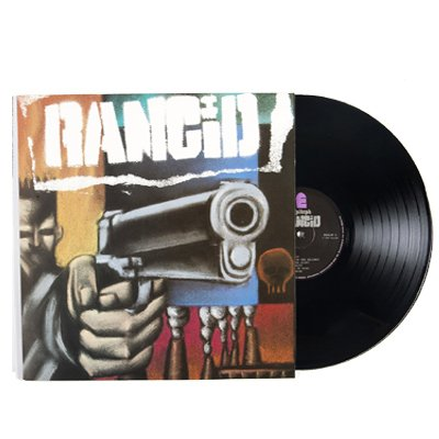 rancid - Rancid LP (Black)