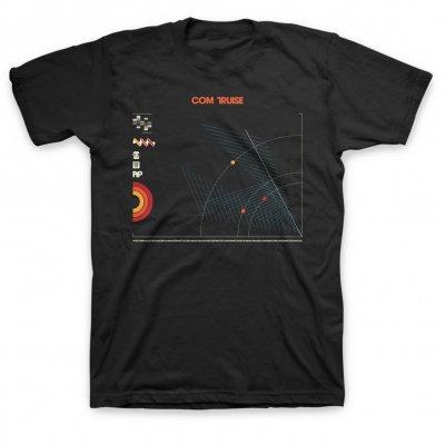 com-truise - Spectre T-Shirt (Black)