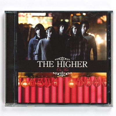 The Higher - On Fire - CD