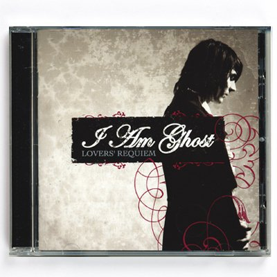 I Am Ghost - Lover's Requiem - CD