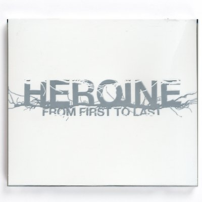 From First To last Heroine - CD
