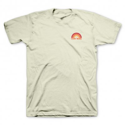 Com Truise - Horizon T-Shirt (Natural)