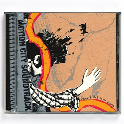 Motion City Soundtrack - Commit This To Memory - CD