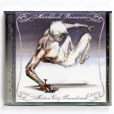 Various Artists - Matchbook Romance/Motion City - CD