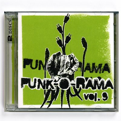 Punk O Rama - Punk-O-Rama - Vol. 9 - CD