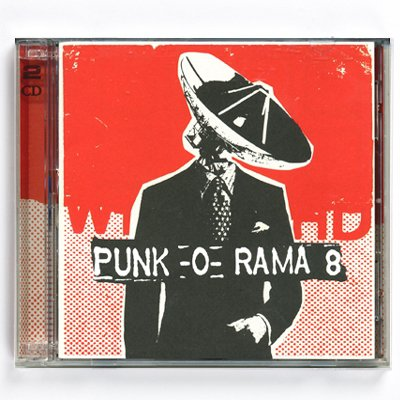 Punk O Rama - Punk-O-Rama - Vol. 8 - CD