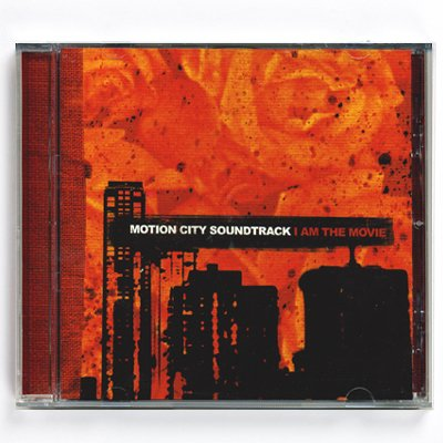 Motion City Soundtrack - I Am The Movie - CD