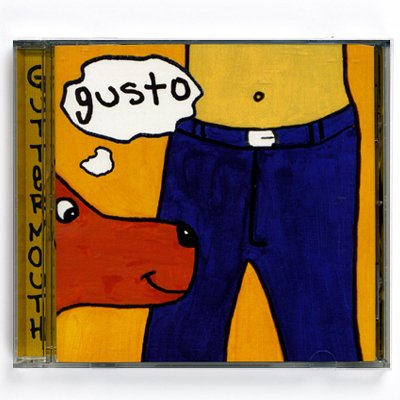 Guttermouth - Gusto - CD