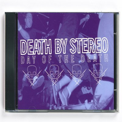 epitaph-records - Death By Stereo - Day Of The Death - CD