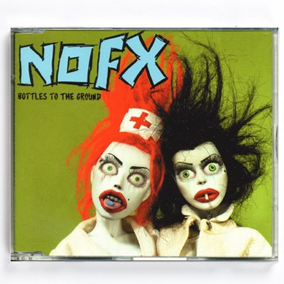 NOFX - Bottles To The Ground - CD