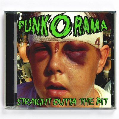 Punk O Rama - Punk-O-Rama - Vol. 4 - CD