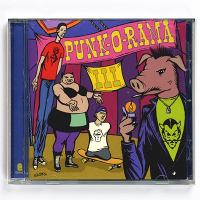 Punk O Rama - Punk-O-Rama - Vol. 3 - CD