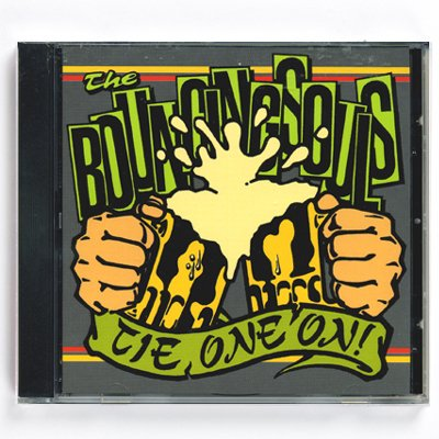 The Bouncing Souls - Tie One On EP (Live) - CD