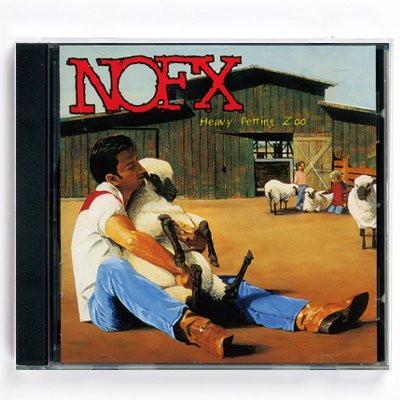 NOFX - Heavy Petting Zoo - CD