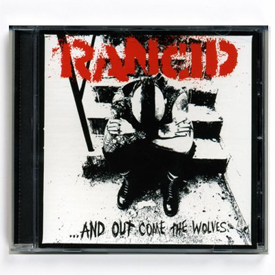 Rancid - And Out Come The Wolves - CD