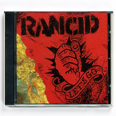Rancid - Rancid Let's Go! - CD