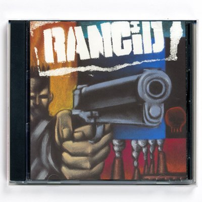Rancid - Rancid (S/T) CD