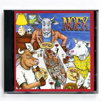 NOFX - Liberal Animation - CD